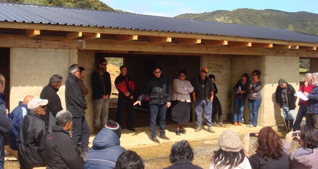3.1. MaoriRammedEarthHousing