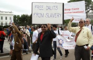 Dalits Against Caste